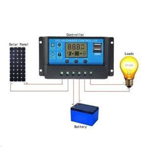 Solarladeregler 12V