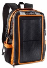 Ascent EnerPlex Packr Combo Solar Rucksack orange -