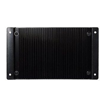 Signstek Solar Panel Regler Laderegler 12V / 24V 240W/480W 30A PWM LCD Display mit Dual USB Für Camper / Wohnwagen / Boot -