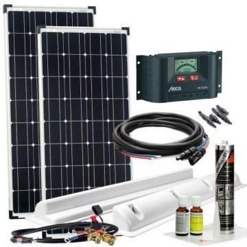 Photovoltaik Wohnmobil Set